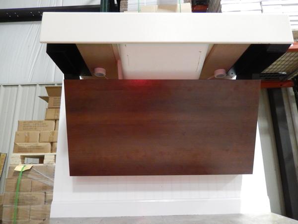 Laminate cost square of foot countertop