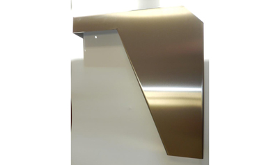 Stainless Steel ADA vanity bracket