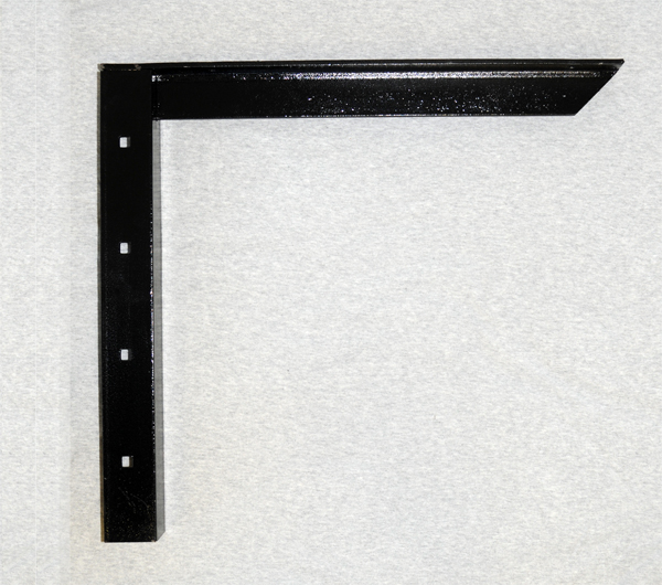 ... countertop support brackets, which can function as either countertop