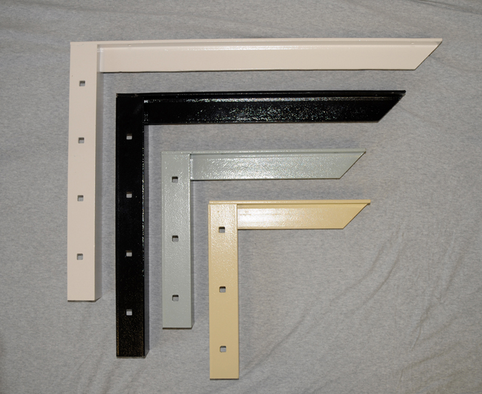 High Quality Support Brackets For Countertops Islands Workstations