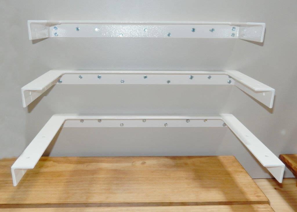 Floating Amp Hidden Shelf Bracket Applications A Amp M Hardware