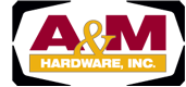 A&M Hardware, Inc logo